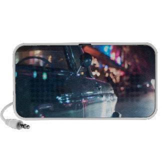 Ocean Drive vintage car iPod Speaker