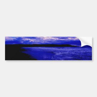 Ocean Dusk Bumper Sticker