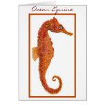 Ocean Equine Card