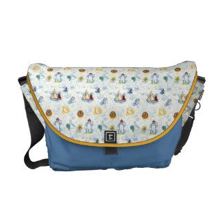 Ocean Exploration Messenger Bag