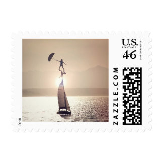 Ocean Exploration Postage Stamps