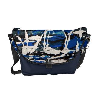 Ocean Fairy Dance Messenger Bag