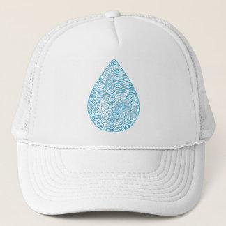 Ocean Family Drop Trucker Hat