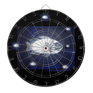 Ocean Fish Dartboard