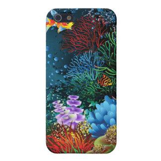 Ocean Floor Vector  iPhone 5 Cover