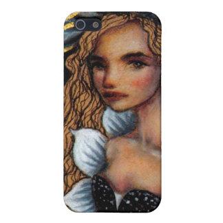 Ocean Flower Cover For iPhone SE/5/5s