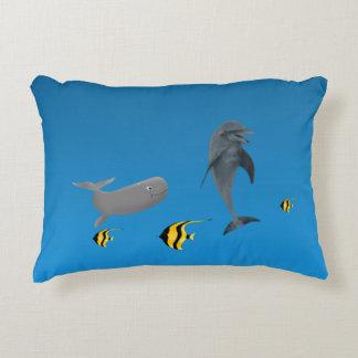 Ocean Friends Accent Pillow