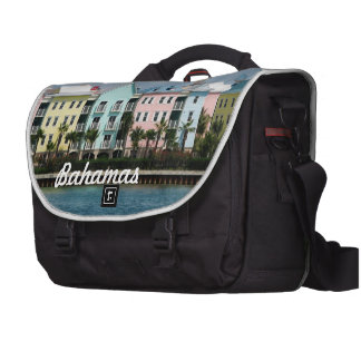 Ocean Front Bahamas Laptop Computer Bag