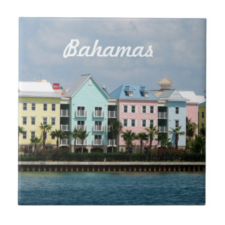 Ocean Front Bahamas Tiles