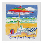 Ocean-Front-Property- poster