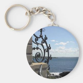 Ocean Gate Keychain