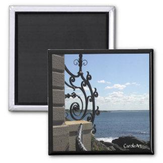 Ocean Gate Magnet