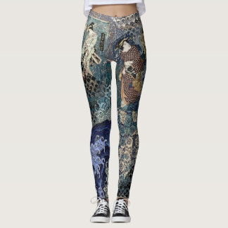 Ocean Geisha Summer Nami Leggings