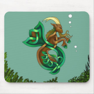 Ocean Goat Mouse Pad