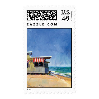 Ocean Grill postage stamp