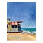 Ocean Grill postcard