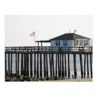 Ocean Grove Fishing Club, Ocean Grove, NJ Postcard