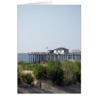 Ocean Grove NJ Beach Card