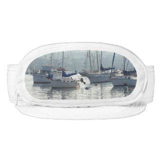 Ocean Harbor Marina Sailboats Boats Cap-Sac Hat