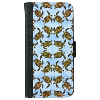 Ocean Hawksbill Sea Turtles Samsung Galaxy S5 Case iPhone 6 Wallet Case
