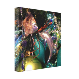 Ocean Holidays Canvas Print