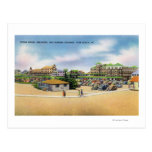 Ocean House, Breakers, and Parking Grounds Post Cards