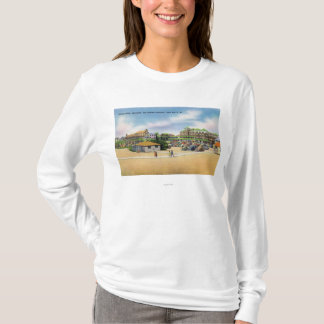 Ocean House, Breakers, and Parking Grounds T-Shirt
