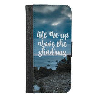Ocean & Hymn: Lift Me Up iPhone 6/6s Plus Wallet Case