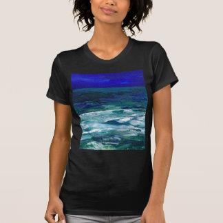 Ocean in the Moonlight  CricketDiane Ocean Art T-Shirt