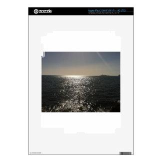 OCEAN iPad 3 DECALS