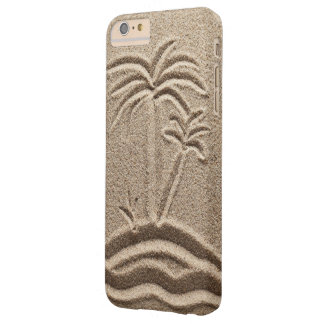 Ocean Island Beach Sand Wedding Barely There iPhone 6 Plus Case