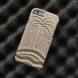 Ocean Island Beach Sand Wedding iPhone 6 Case