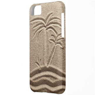 Ocean Island Beach Sand Wedding iphone 5 c case
