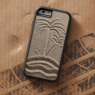 Ocean Island Beach Sand Wedding Tough Xtreme iPhone 6 Case