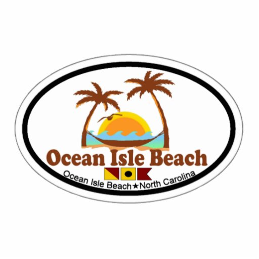 Ocean Isle Beach. Cut Outs