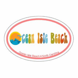 Ocean Isle Beach. Cutout