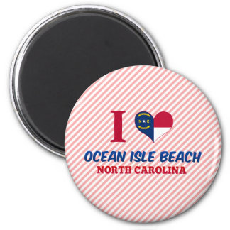 Ocean Isle Beach, North Carolina Magnets