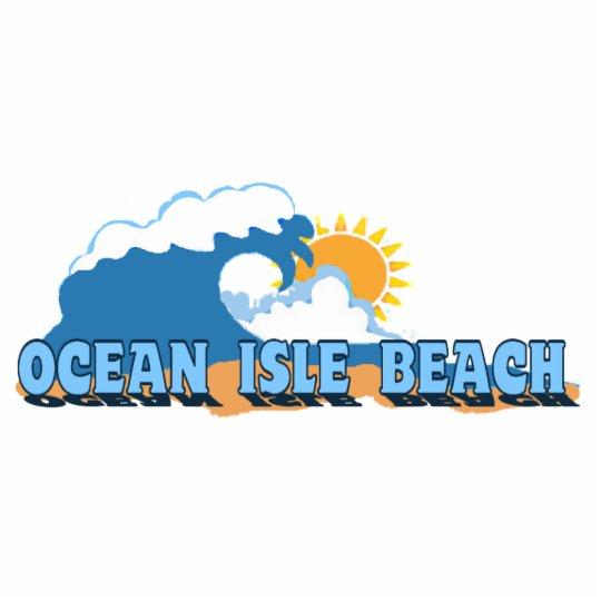 Ocean Isle Beach. Statuette