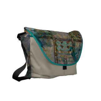Ocean Jungle Courier Bags