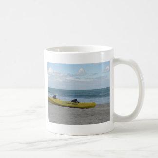 Ocean Kayak at Nags Head Coffee Mug