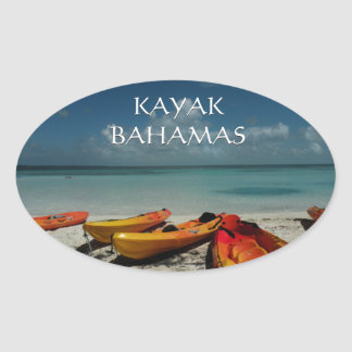 Ocean Kayak Bahamas Sticker