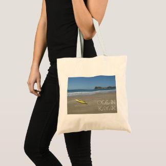 Ocean Kayak Tote Bag