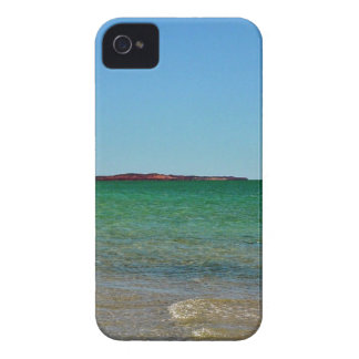 Ocean landscape blackberry cases