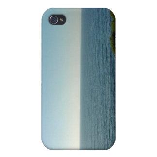 Ocean landscape iPhone 4/4S cover