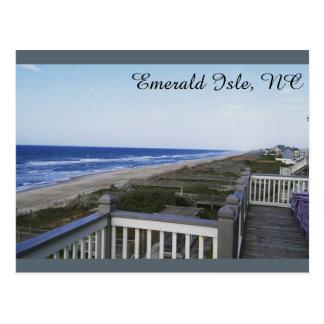 Ocean Landscape Postcard