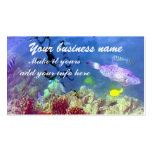 Ocean life Business Card Pack Of Standard Business Cards