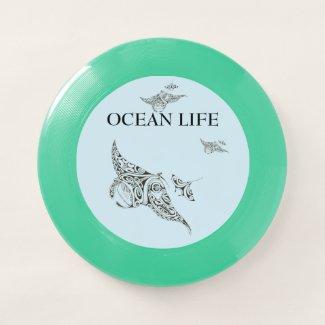 OCEAN LIFE manta-rays 2