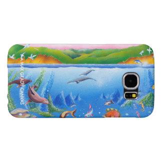Ocean Life: Samsung Galaxy S6 Case