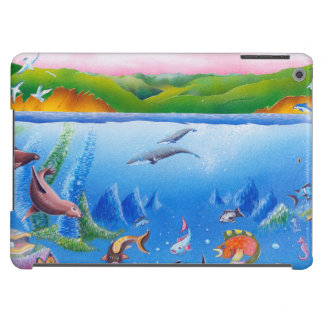 Ocean Life: Save the Planet: iPad Air Case