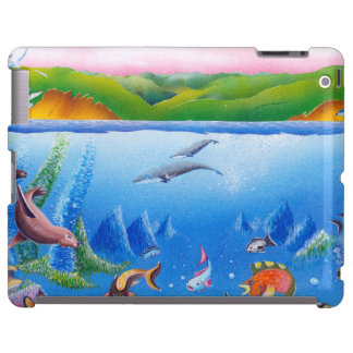 Ocean Life: Save the Planet: iPad Case